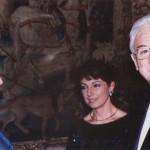 1990 Visita Presidente Cossiga nel Regno Unito - Mrs. Margaret Thatcher, Primo Ministro