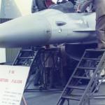 """""""Top Gun"""" - Descrizione di F16 al Capo Maggiore di Stato della Difesa"""