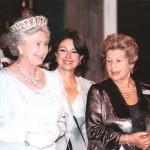 2004 Visita di stato Presidente Ciampi nel Regno Unito - Buckingham Palace